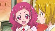 HuPC05.30-Hana le dice a Homare que no importa que no pueda convertirse en una Cure