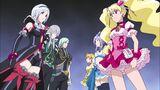 Let's! Fresh Pretty Cure vs. Labyrinth Trio