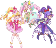 Perfil de Maho Girls Pretty Cure