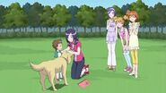 Setsuna and the Girls with Lucky