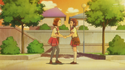 Kana and Mayumi become friends