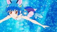Yuni se convirtió en sirena (STPC27)