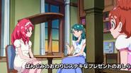 GPPC24 Haruka, Minami y Towa charlando