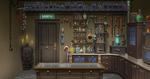 KKPCALM movie-BD art gallery-21-Jean-Pierre Zylberstein's house kitchen