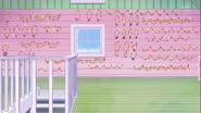 Mirai y Mofurun decoran la habitacion de Kotoha
