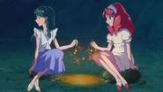 GPPC25 - Minami y Towa pasan la noche