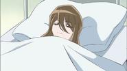 Satsuki despierta luego de su cirujía
