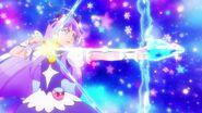 Flecha de Selene Acuario Pretty Cure