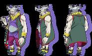 Perfiles de Gula (Toei Animation)