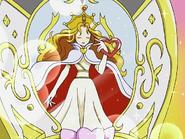 Reina espejo trono