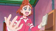 47. Haruka tratando de realizar un buen ensayo