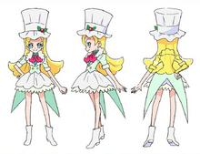 KKPCALM-concept art 2.02-Kirahoshi Ciel (patisserie uniform)