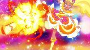 Disparo Solar de Escorpio Pretty Cure