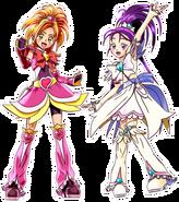 Perfil de Pretty Cure Splash Star