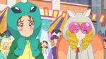 STPC37 Tatsunori is so hyped while Sakurako is so done