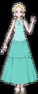 Asumi Casual Outfit Profile Asahi