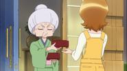 Mitsuys dice que el bento de auer tenia el sabor fuerte