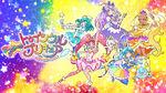 Star Twinkle Pretty Cure Asahi wallpaper