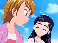 Nagisa pregunta honoka enseñe cocinar