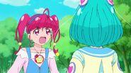 STPC03 Hikaru is annoyed