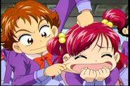 7. Rin regañando a Nozomi