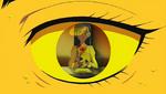 Close eye