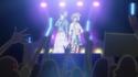 HPC36-Yuri Itsuki posing in front of crowd