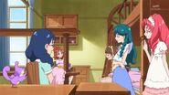 16. Haruka y las demas en su habitacion