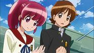 Megumi y Seiji
