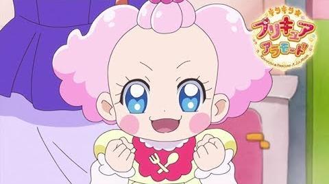 キラキラ☆プリキュアアラモード_第38話予告_「ペコリン人間になっちゃったペコ~!」