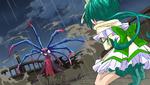 YPC516 Arachnea and Komachi