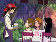 Akane nagisa no comprende rie