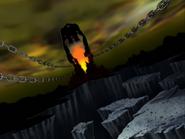 Rey haaku furioso destruye reino