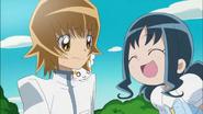 Erika invita a Itsuki al campamento de verano del club de moda