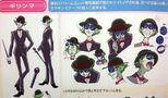 Girinma Profile from YPC5 Memory Book