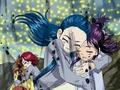 Kaoru michiru abrazan saki mai