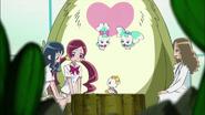 Potpourri le dice a todos que quiere encontrar a la tercera Pretty Cure