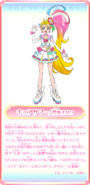 Cure Summer Tropical Rouge Movie 1 Profile