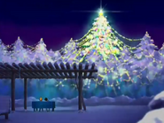 Naguisa y fujip arbol navidad