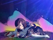 Natsuko kyoko se desmayan