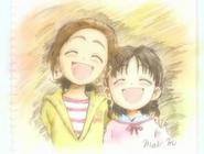 Saki y Minori