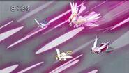 Cure Angels volando hacia NorthaKlein
