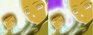 Michiru y Kaoru despedida