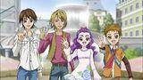 Relay of Hope Coco Natts Kurumi Shiroh four