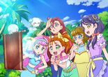 Tropical-Rouge! Pretty Cure Movie visual 2