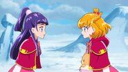 90. Mirai y Riko escuchando un llanto