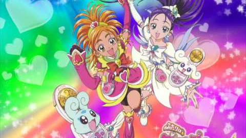 Futari wa Pretty Cure Splash Star OP Full