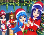 Happiness Charge Pretty Cure Christmas visual