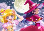 Mahou Tsukai Pretty Cure Mirai Riko Visual