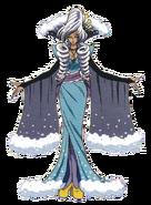 Perfil de Mizushitatare con el poder de Goyan